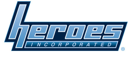 Image: Heroes Incorporated® in Blue