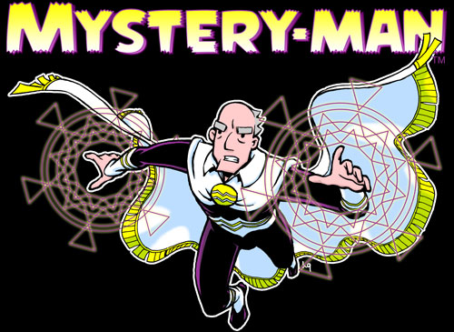 Image: Mystery-man