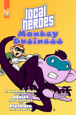 Image: Local Heroes: Monkey Business