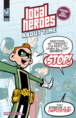 Image: Local Heroes: About Time